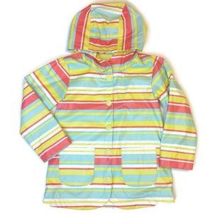 Cherokee Raincoat Striped Size 4T